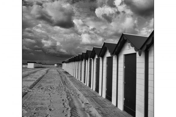 Luminance 2016_Maurice HIRSCH_Cabines de bain de plage_1