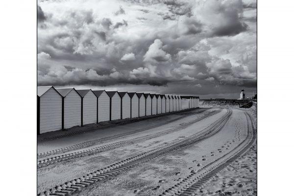 Luminance 2016_Maurice HIRSCH_Cabines de bain de plage_3