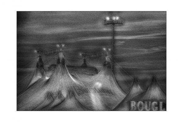 Luminance 2016_Patrice KESSOURI_Le cirque_1