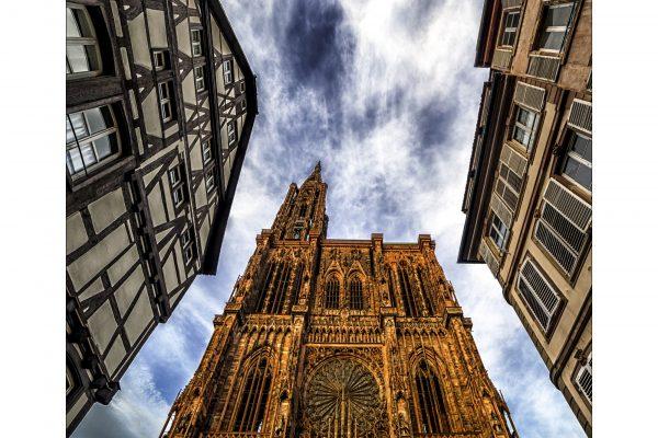 Luminance 2017_Cédric NELLENBACH_Strasbourg vue d'en bas_1