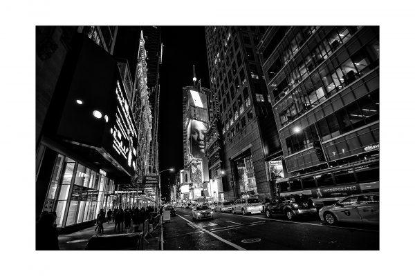 Luminance 2017_Patrice KESSOURI_New York City la nuit_2