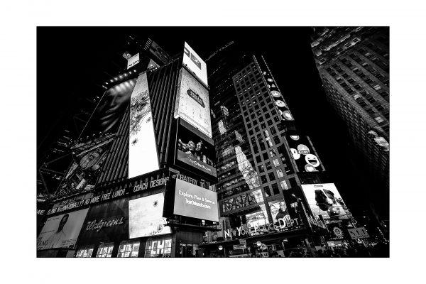 Luminance 2017_Patrice KESSOURI_New York City la nuit_3