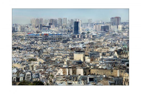 Luminance 2018_Carlo RUGGERI_Paris en surimpression_1