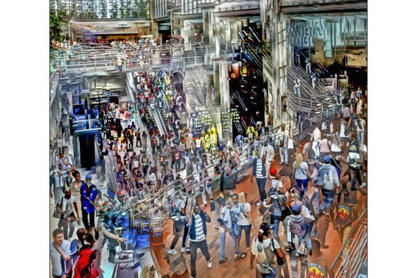 Luminance 2018_Carlo RUGGERI_Paris en surimpression_3