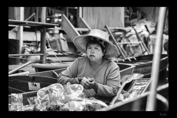 Luminance 2019_Thierry FOUCAT_Marché flottant du khlong Lat Mayom_2