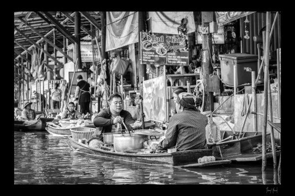 Luminance 2019_Thierry FOUCAT_Marché flottant du khlong Lat Mayom_3