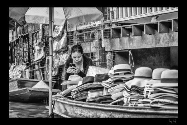Luminance 2019_Thierry FOUCAT_Marché flottant du khlong Lat Mayom_5